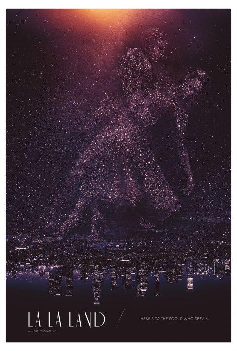 La La Land Poster v.1