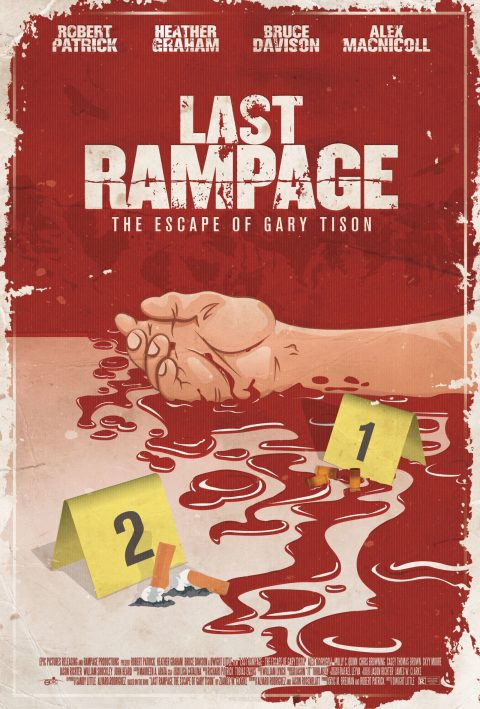 Last Rampage – Scene of the Crime