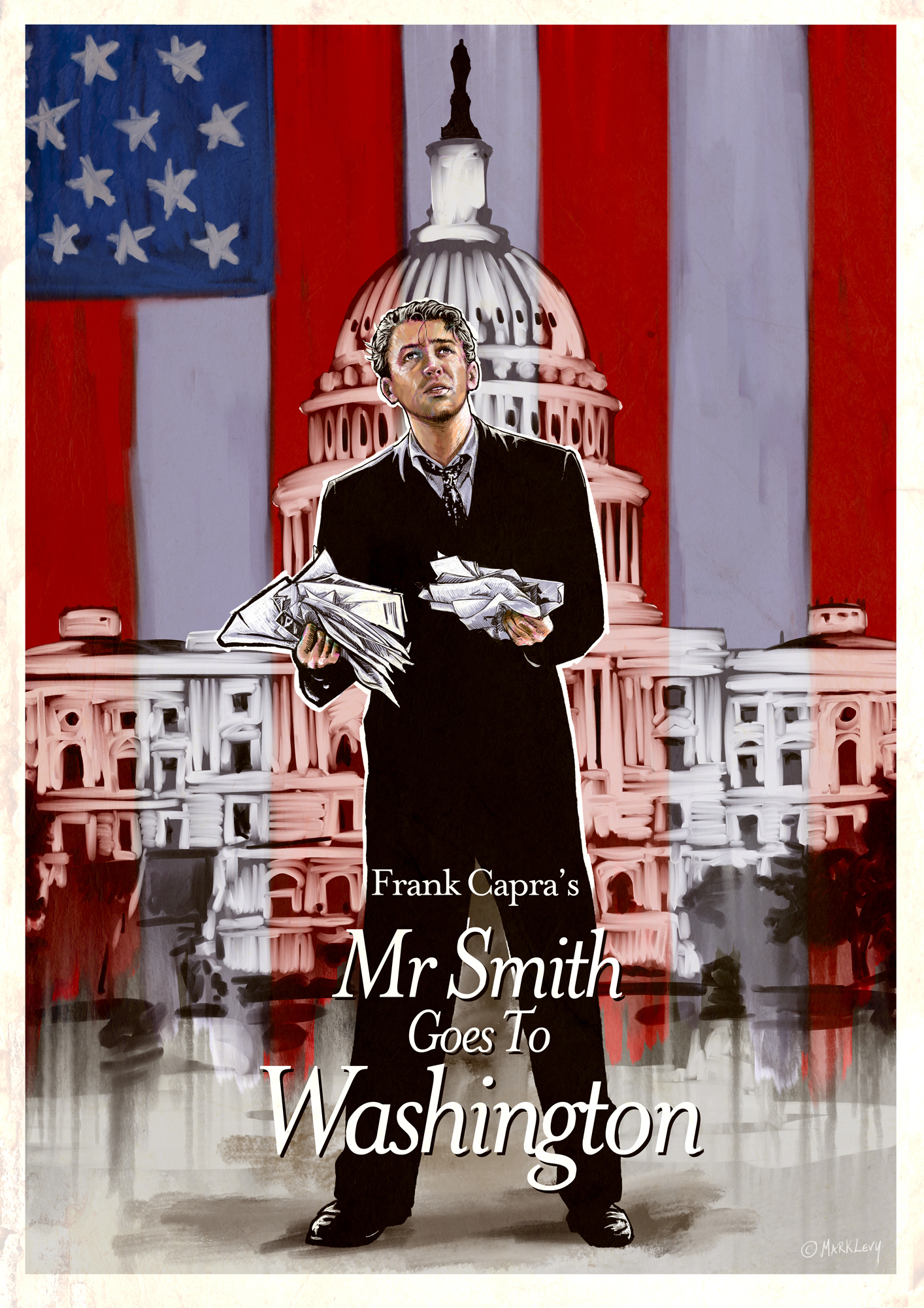 Mr Smith Goes To Washington - PosterSpy