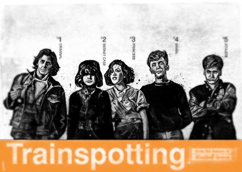 The Breakfast Club Vs Trainspotting