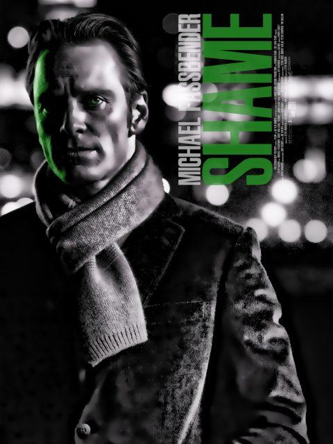 Shame (2011) Alternative Movie Poster