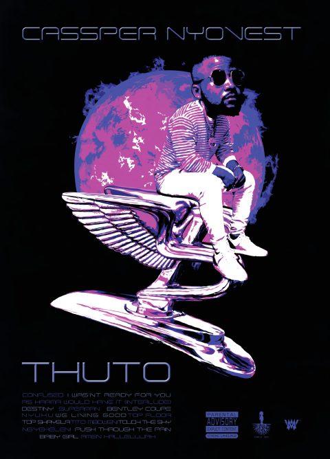 Cassper Nyovest – Thuto