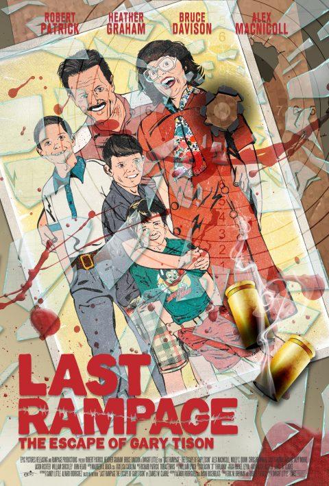 Last Rampage – A Broken Family