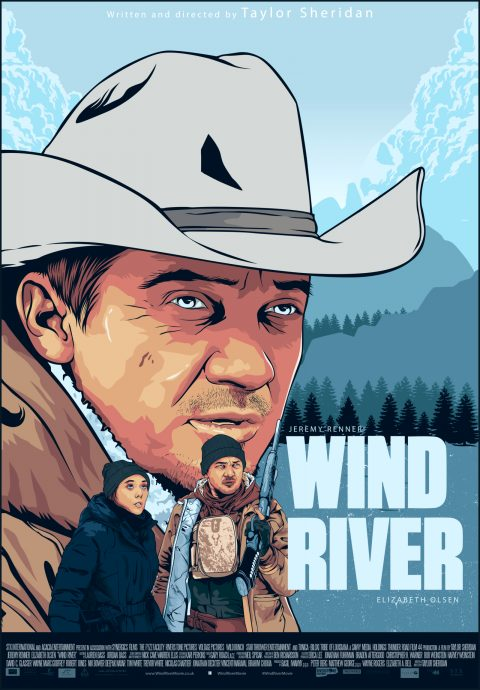 Wind River Alternative Poster V2