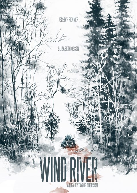 Wind River Alternative Poster Creative Brief