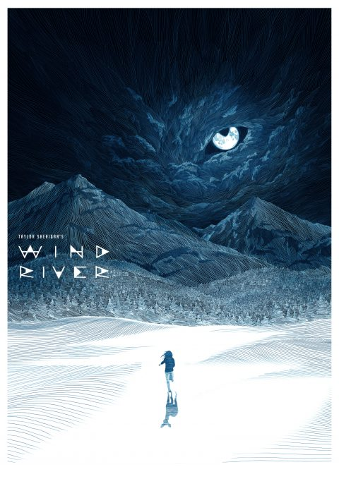 Wind River poster 1