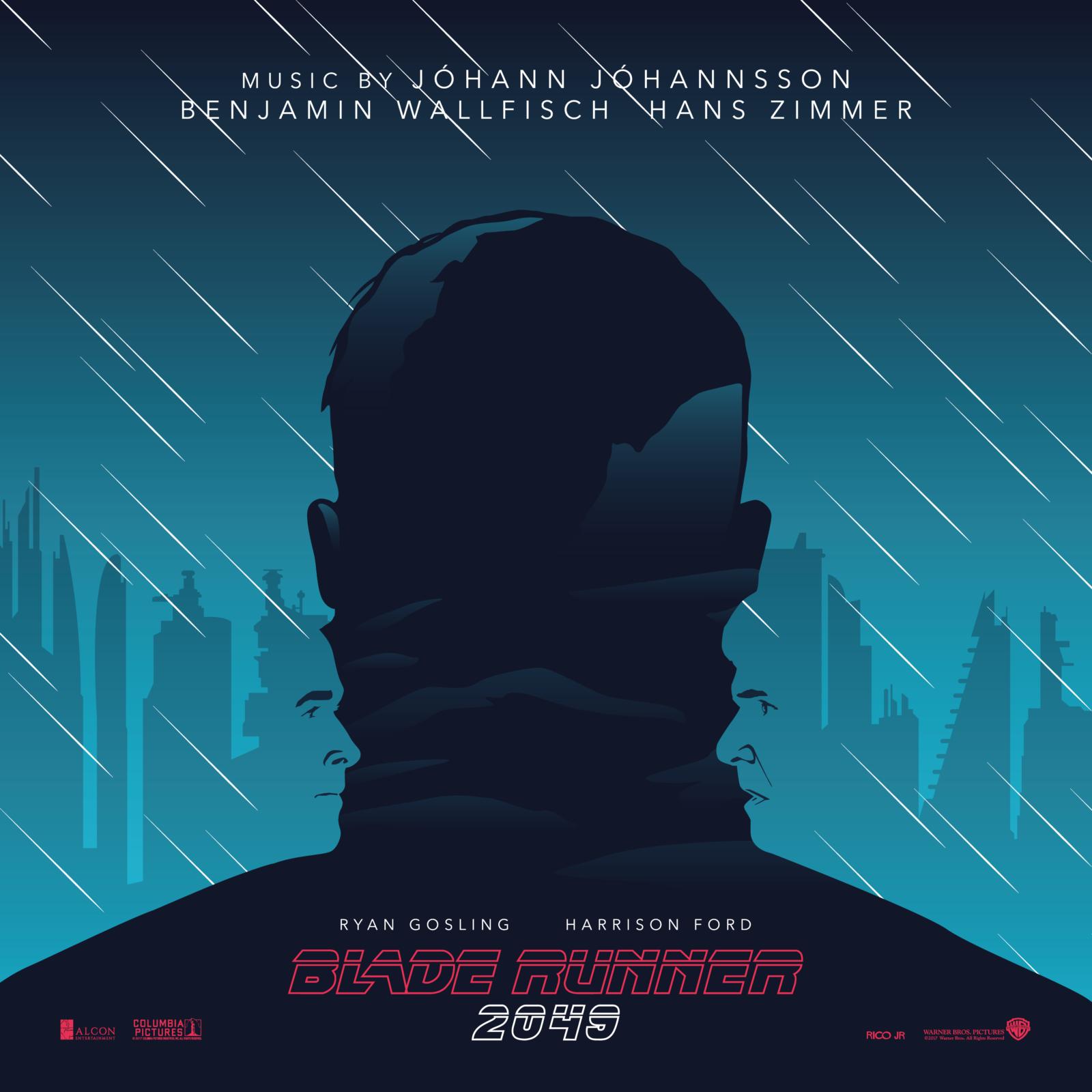 blade runner 2049 poster art posterspy