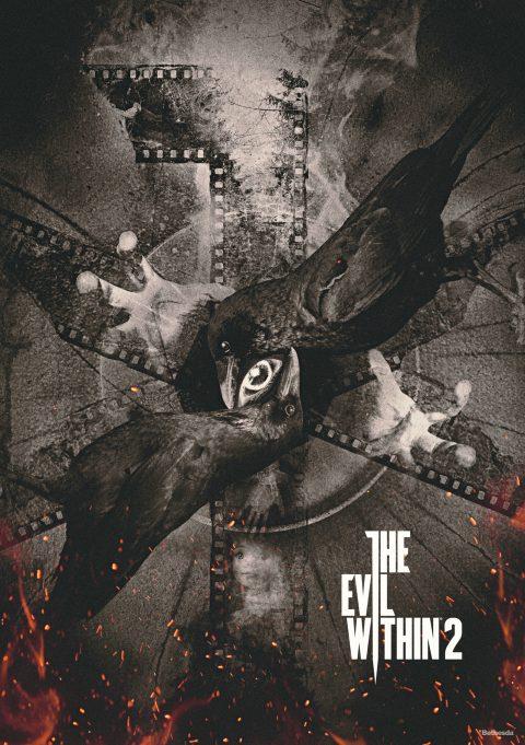 Evil Within 2 Poster v.4