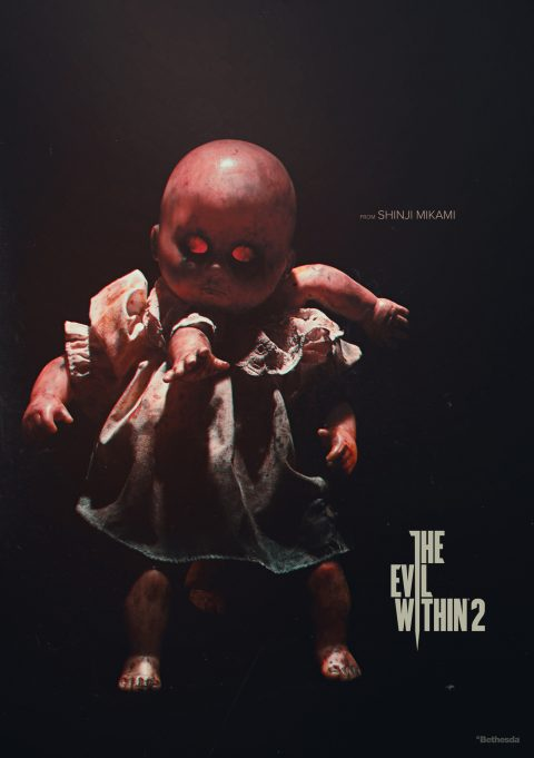 Evil Within 2 Doll Poster