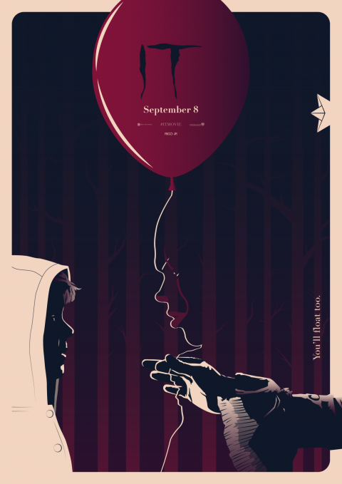 IT Movie Poster Art