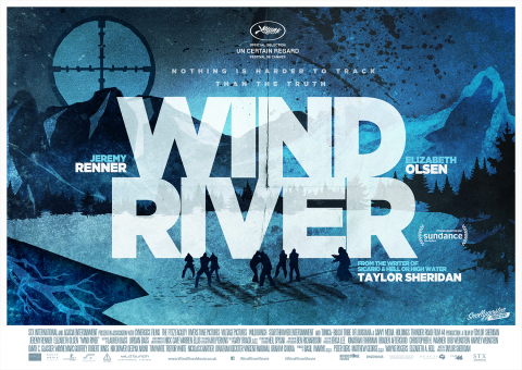 "Wind River – ""Danger comes with the territory."""