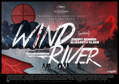 "Wind River – ""Luck don't live out here."""