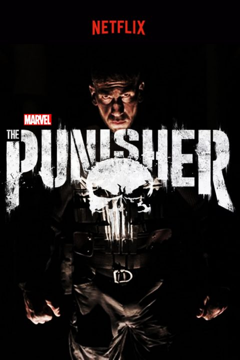 The Punisher (Netflix) poster