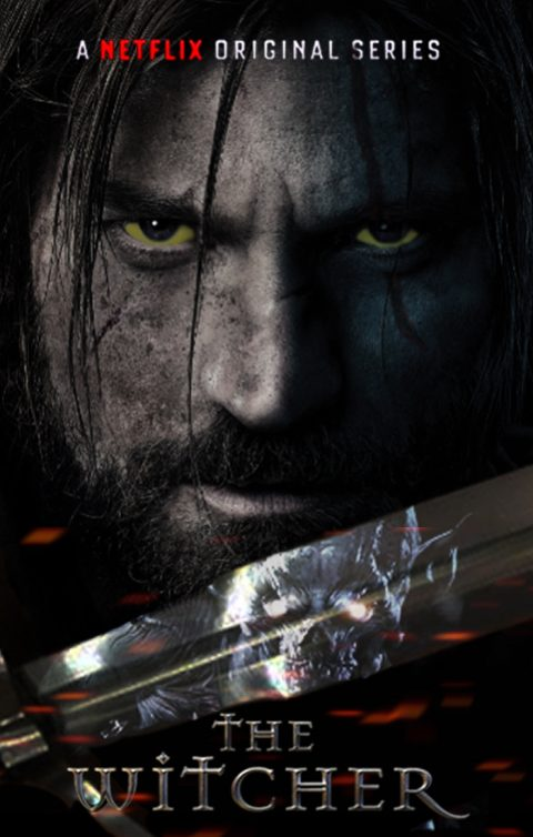 The Witcher (Netflix series) poster