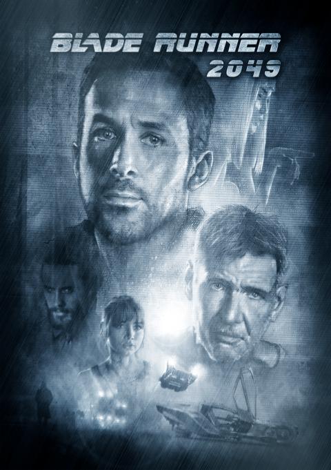 Blade Runner 2049 variant