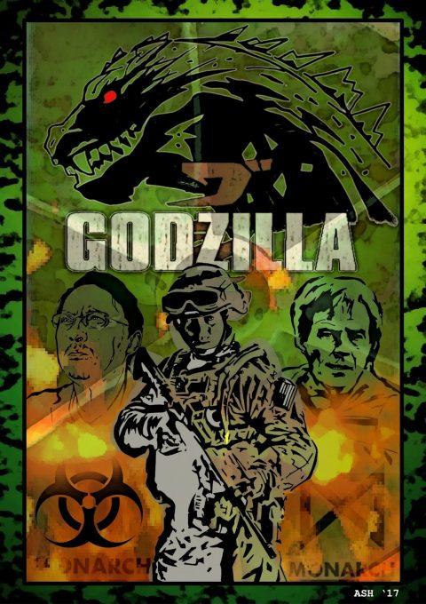 Godzilla.