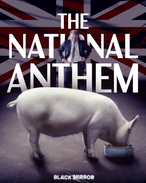 Black Mirror – The National Anthem