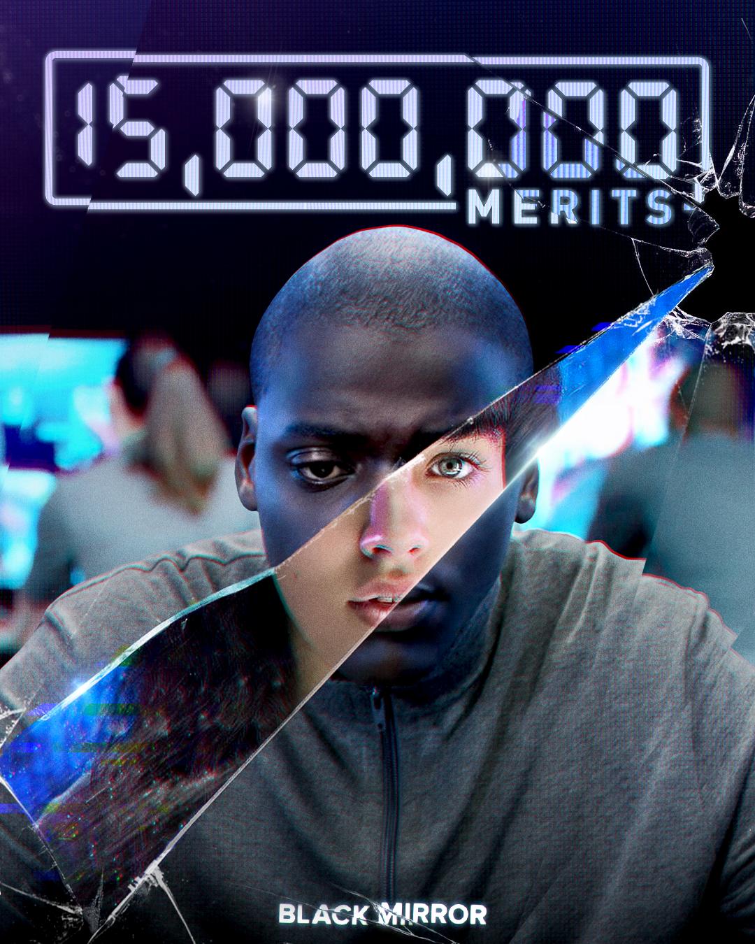 Black Mirror Fifteen Million Merits
