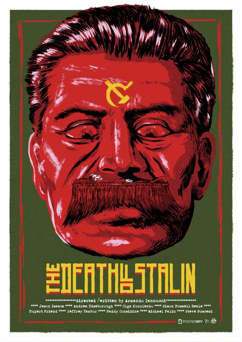 The Death of Stalin !