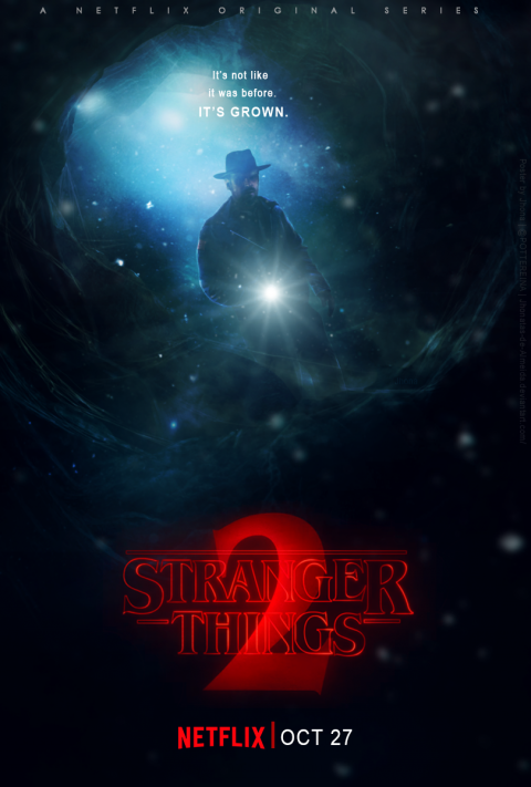 Stranger Things | Season 2