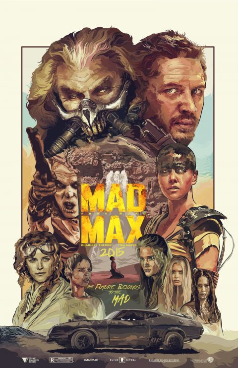 Mad Max Fury Road • Alternative Poster