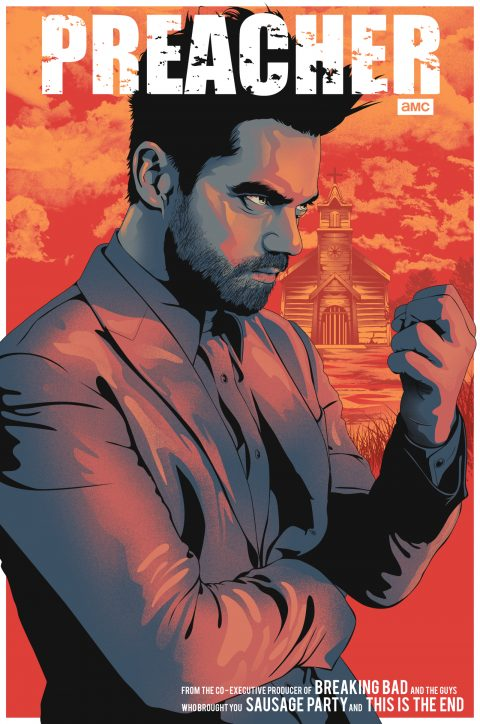 PREACHER variant Color