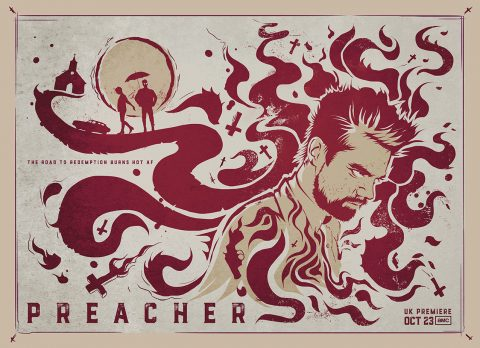 PREACHER – REDEMPTION ROAD – DAYLIGHT VARIANT