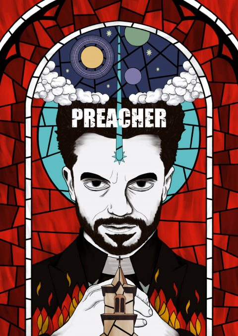 Preacher Series 1 Poster