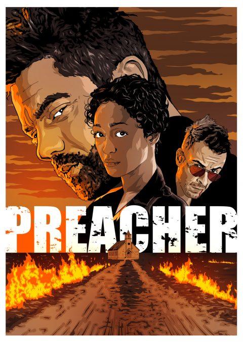 Preacher UK