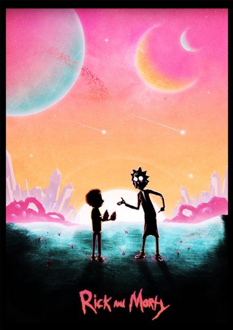 Rick and Morty – Anal seeds