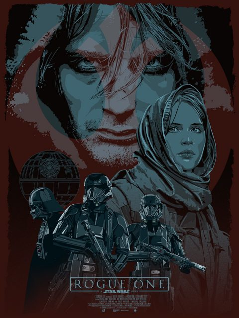 ROGUE ONE – STAR WARS.