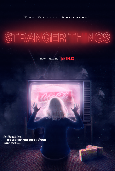 Stranger Things as Poltergeist