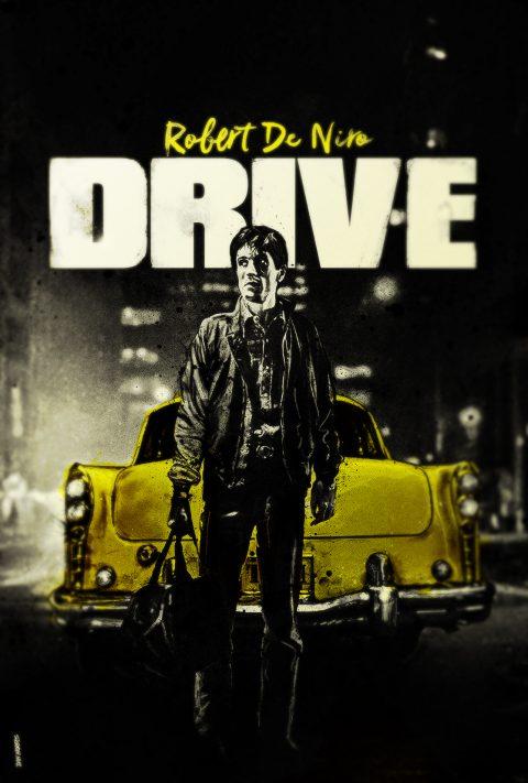 Drive Vs Taxi Driver