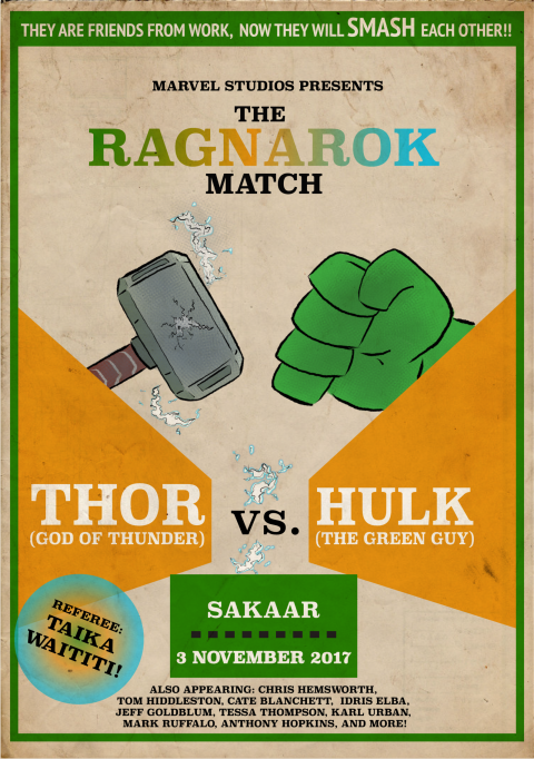 The Ragnarok Match