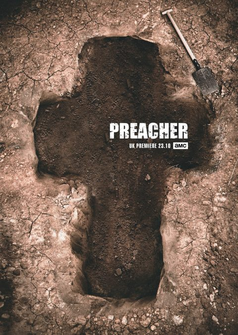 Preacher Poster v.1