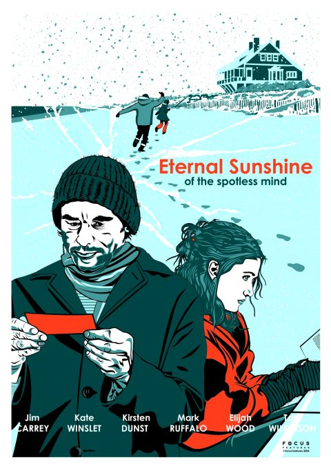 Eternal Sunshine of the Spotless Mind – Michel Gondry – 2004