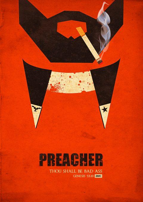 Preacher Poster v.2