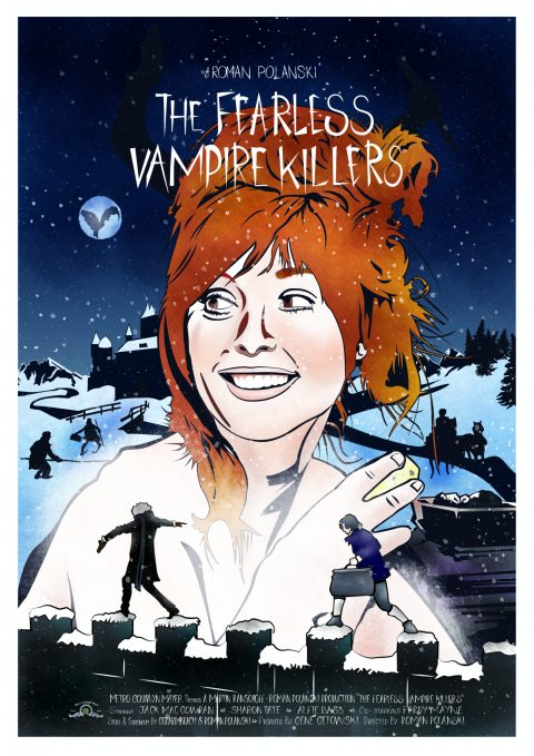 The Fearless Vampire Killers – Roman Polanski – 1967