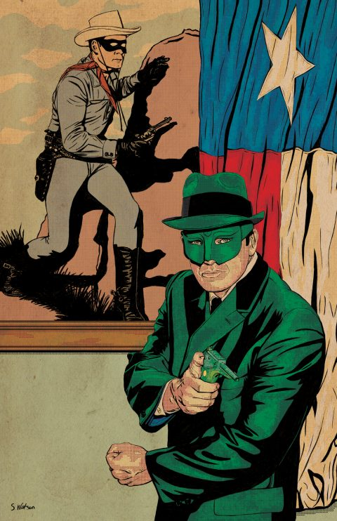 Green Hornet: Legacy of the Lone Ranger