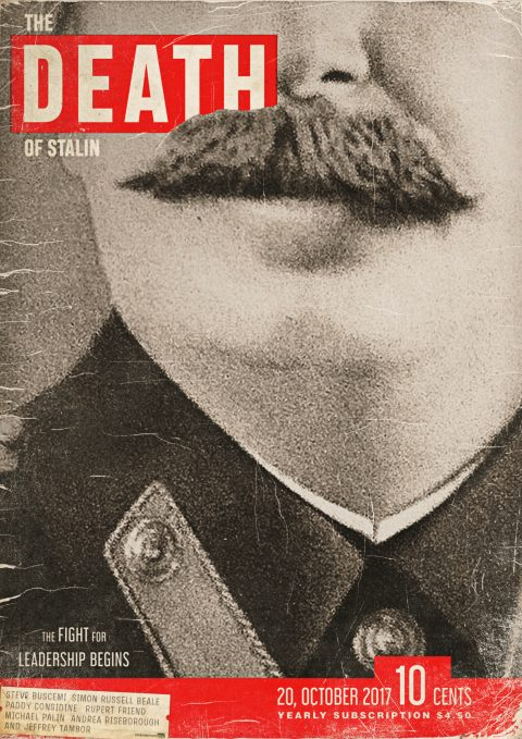The Death of Stalin Poster v.3
