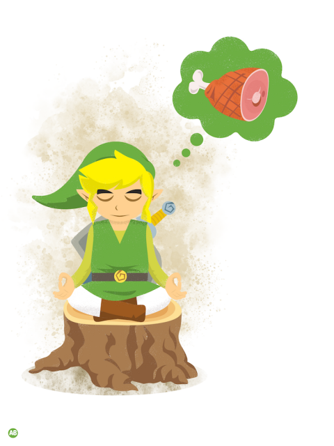 The Legend of Zelda: A Link to the Ham (Nintendo series)