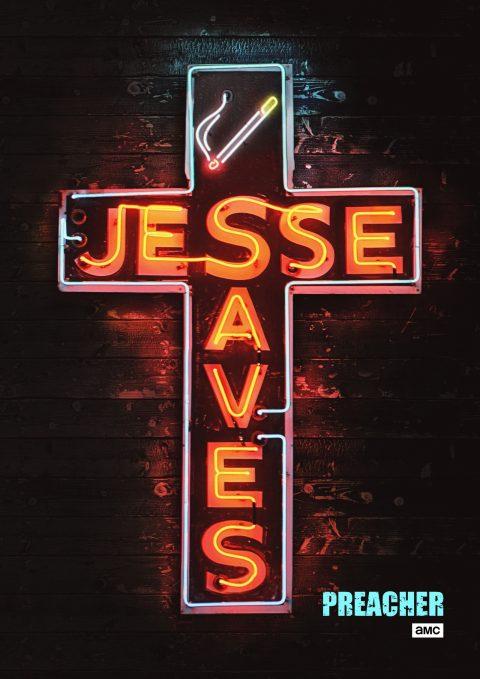 Preacher Poster v.3