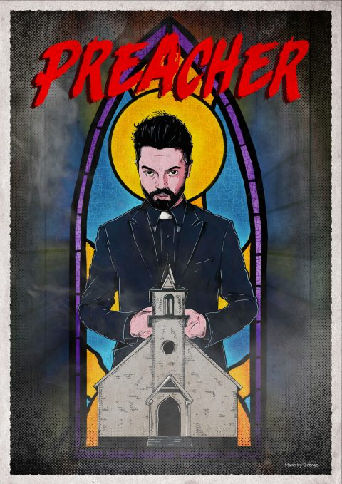 Preacher (Full colour edition)
