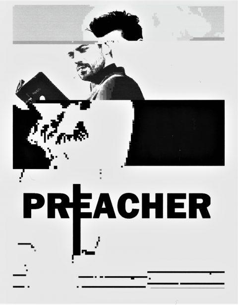 Preacher poster #1