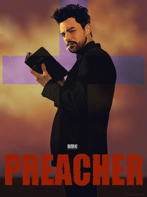 Preacher.