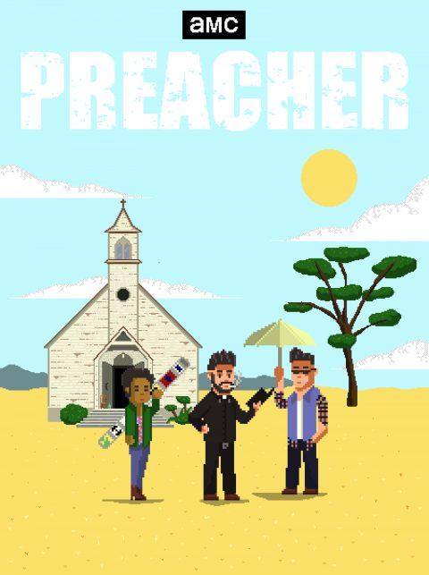 Pixel Preacher