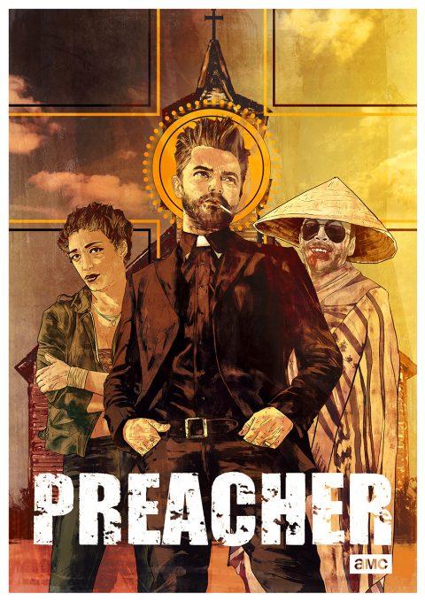 Preacher by Ben Terdik