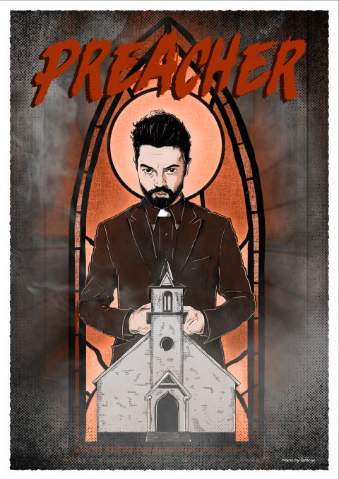 Preacher (Red edition)