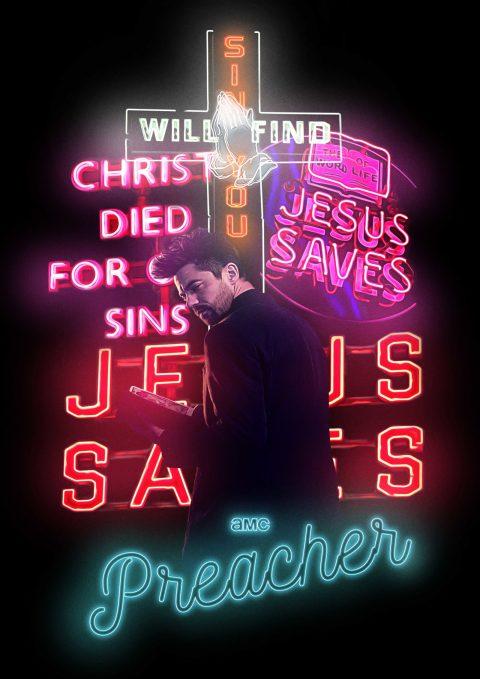 Neon Preacher