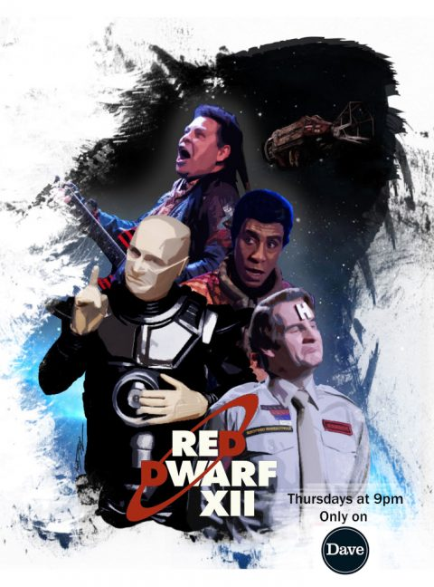 Red Dwarf Poster #2